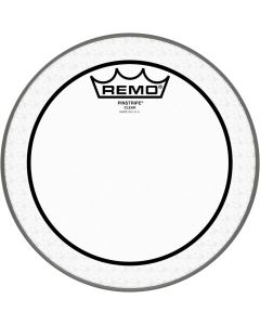 REMO PINSTRIPE CLEAR BATTER DRUMHEAD 10""