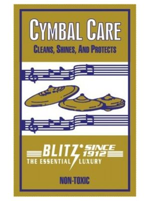 Blitz - Cymbal Care cloth