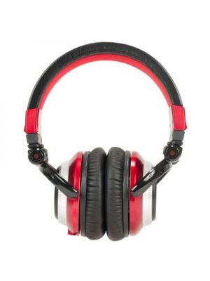 AMERICAN AUDIO ETR 1000R RED HEADPHONE