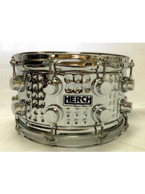 HERCH ESPECIAL EDITION - TIGER TAROLA CROMADA