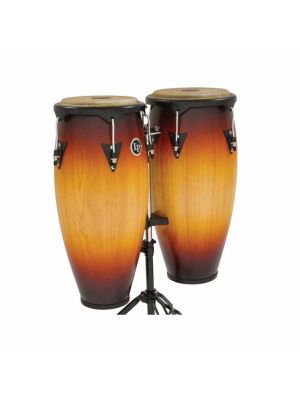 LP ASPIRE WOOD CONGA SET  10