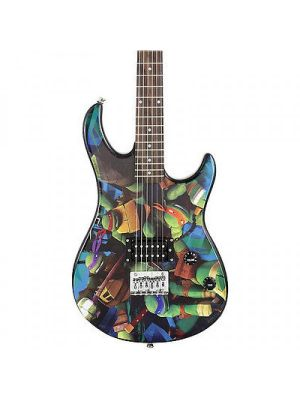 Teenage Mutant Ninja Turtles Rock Master Electric Bass Guitar ( Kids )