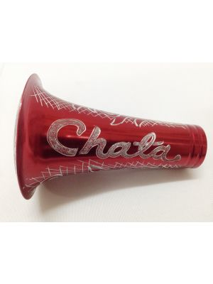 CLARINET BELL AND BARREL - RED (CHATA)