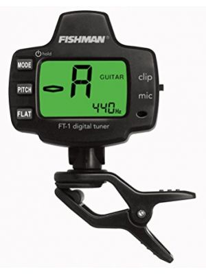 FISHMAN FT-1 DIGITAL TUNER CLIP ON