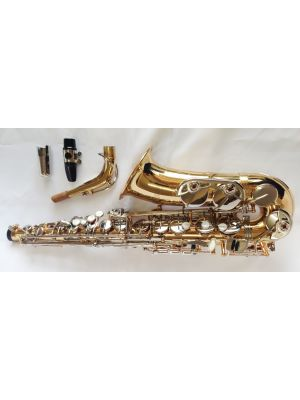 USED SELMER ALTO SAXOPHONE / AS500